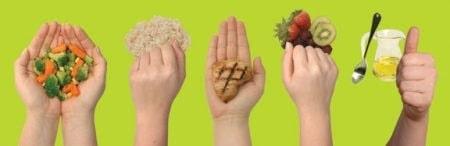 Nguyên tắc dinh dưỡng đái tháo đường