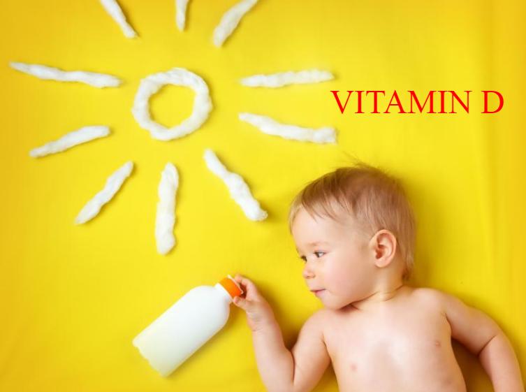 vitamin D cần thiết với trẻ nhỏ