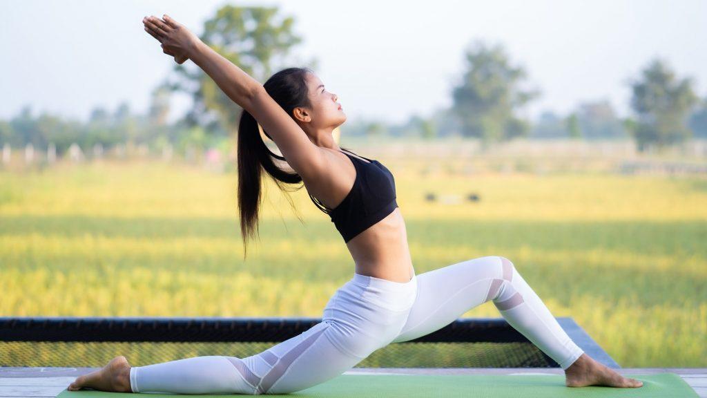 Tập yoga có tác dụng giúp cải thiện sức khỏe