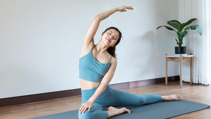 Tập yoga có tác dụng tuyệt vời đến tinh thần