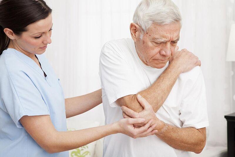 vấn đề sức khoẻ người cao tuổi