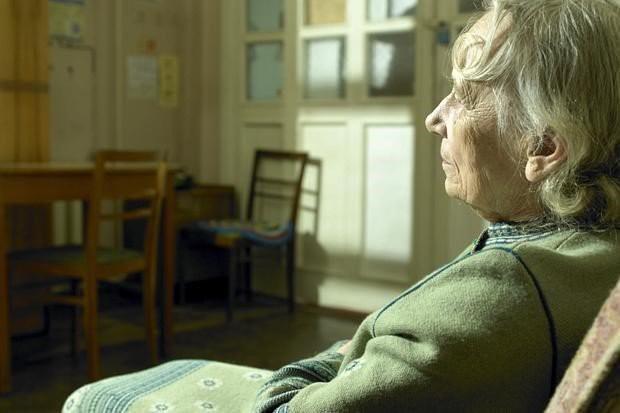Trầm cảm ở người cao tuổi nhìn sự vật ảm đạm