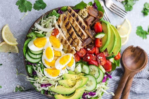 Ăn đủ chất và đủ bữa