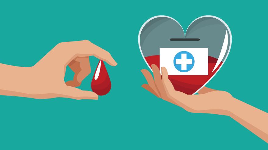 Hiến máu có thể cải thiện sức khỏe tim mạch