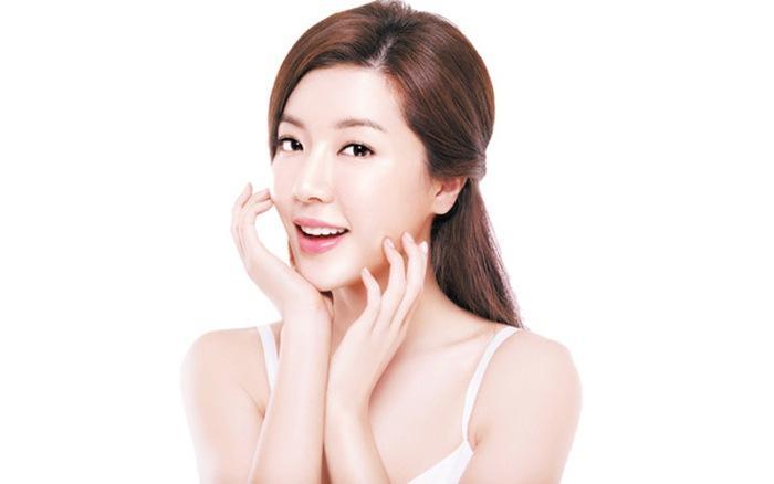 Làn da được cung cấp đầy đủ collagen và vitamin