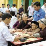 chăm sóc sức khoẻ người cao tuồi