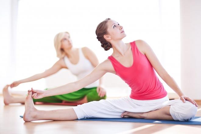 Yoga cải thiện sức mạnh tinh thần, sống hạnh phúc