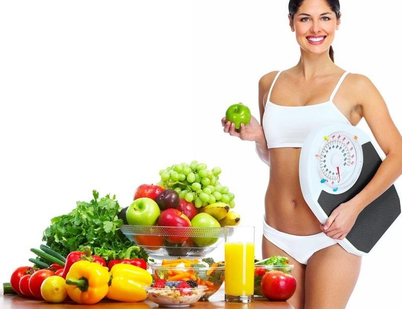 Ăn rau xanh đầy đủ giúp kiểm soát cân nặng