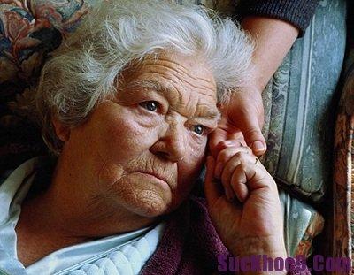 Trầm cảm điển hình ở người cao tuổi