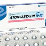 Thuốc Insuact 10 dạng Atorvastatin