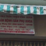 Phong khám bác sĩ Trần Thiện Vĩnh Quân